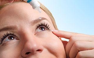 Heizungsluft - Trockenperiode für die Augen