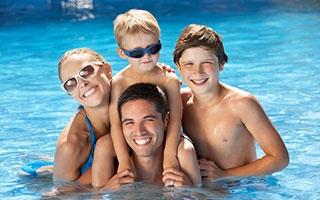 Schwimmen und Wassergymnastik - Bewegung für jeden