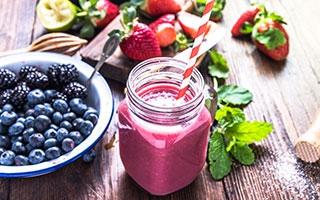 Lebensmittel mit besonders vielen Nährstoffen