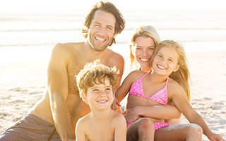 Hitzepickel sind nicht immer Anzeichen von Sonnenallergie
