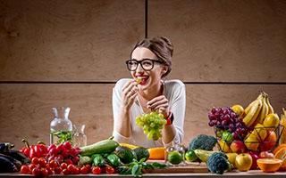 - gesunde Ernährung oder nur Philosophie