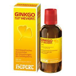 GINKGO BILOBA COMP.Hevert Tropfen