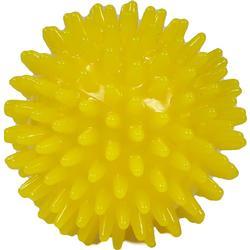 MASSAGEBALL Igel 8 cm gelb