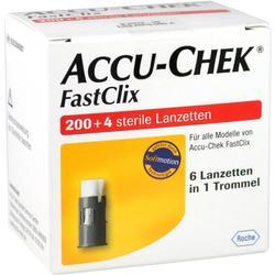 ACCU CHEK FastClix Lanzetten