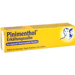 PINIMENTHOL Erkält.Salbe Euc/Kief/Menthol Creme