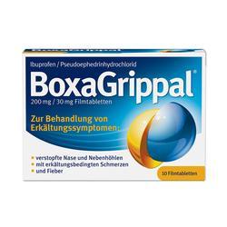 BOXAGRIPPAL 200 mg/30 mg Filmtabletten