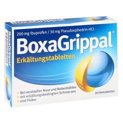 BOXAGRIPPAL Erk\a25ltungstabletten 200 mg/30 mg FTA