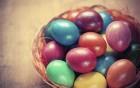 Eierfarben: Ostern rein pflanzlich