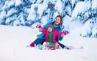 Gesunder Spaß im Schnee