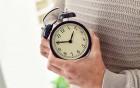 - und die innere Uhr geht nach!