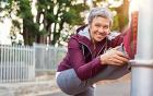Laufsaison beginnt - Muskelkater kommt