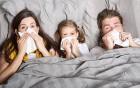 Erkältung bei Kindern