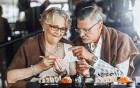 Ältere Menschen benötigen mehr Eiweiß