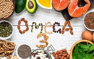 Die Omega-Fettsäuren