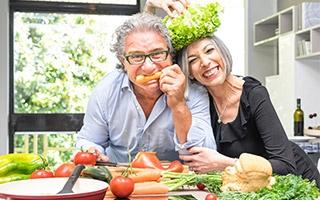 Profitieren Diabetiker von vegetarischer Kost?