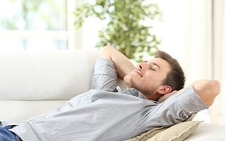 Ausgeruhte Menschen haben weniger Infekte
