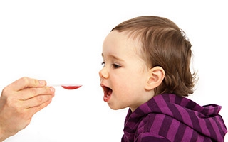 bei Kindern - Tipps im Umgang mit Trockensäften