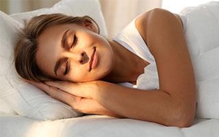 die sanfte Hilfe bei Schlafstörungen