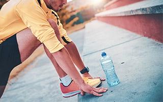 Tipps bei Muskelzerrungen