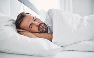 Sommerhitze gut schlafen