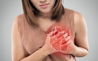 Herzinfarkt – Frauen haben andere Symptome