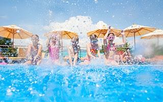 Schwimmbad gesundheitsschädlich?