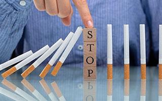 Das passiert, wenn Sie mit dem Rauchen aufhören