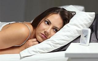 den bestraft die Schlaflosigkeit