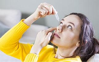 Einfache Bindehautentzündung oder ab zum Arzt