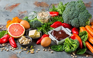 – Mikronährstoffe für starke Immunabwehr