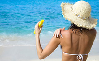 Sonnenallergie vorbeugen