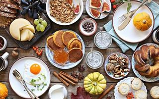 Gutes Frühstück – guter Morgen!