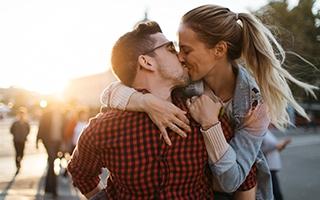 Küssen - eine süße Medizin