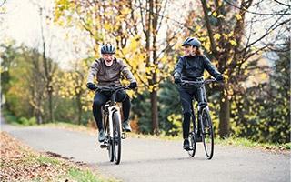 Radfahren für Koordination und Beweglichkeit