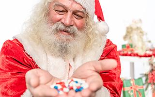Weihnachten - Apotheken sind für Sie da