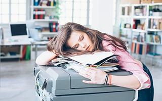 Schlafmangel schadet Herz und Hirn