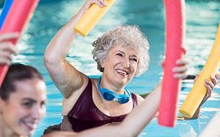 Sport bei Arthrose