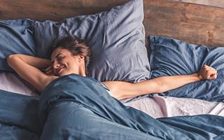 Tipps für einen guten Schlaf