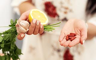 Arznei- und Nahrungsmittel bewusst und richtig kombinieren
