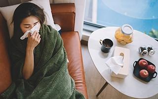 Winter kommt – Grippeimpfung