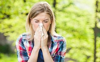 Heuschnupfen – Vorstufe zu Asthma