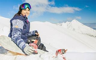 Gut vorbereitet für den Wintersport