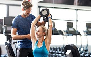 sollten Muskulatur aufbauen