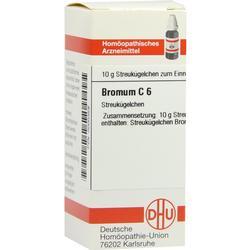 BROMUM C 6 Globuli