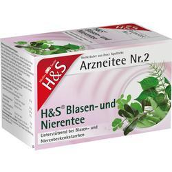 H&S Blasen- und Nierentee Filterbeutel