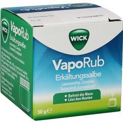 WICK VapoRub Erk\a25ltungssalbe