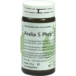 ARALIA S Phcp Globuli