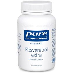 PURE ENCAPSULATIONS Resveratrol Extra Kapseln