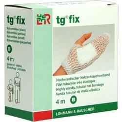 TG fix Netzverband B 4 m weiß