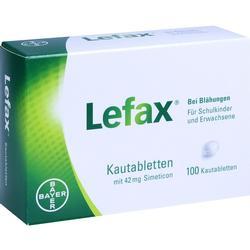 LEFAX Kautabletten